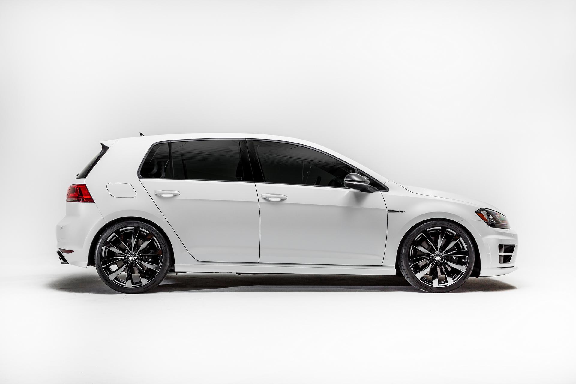 Volkswagen Golf R © Volkswagen AG