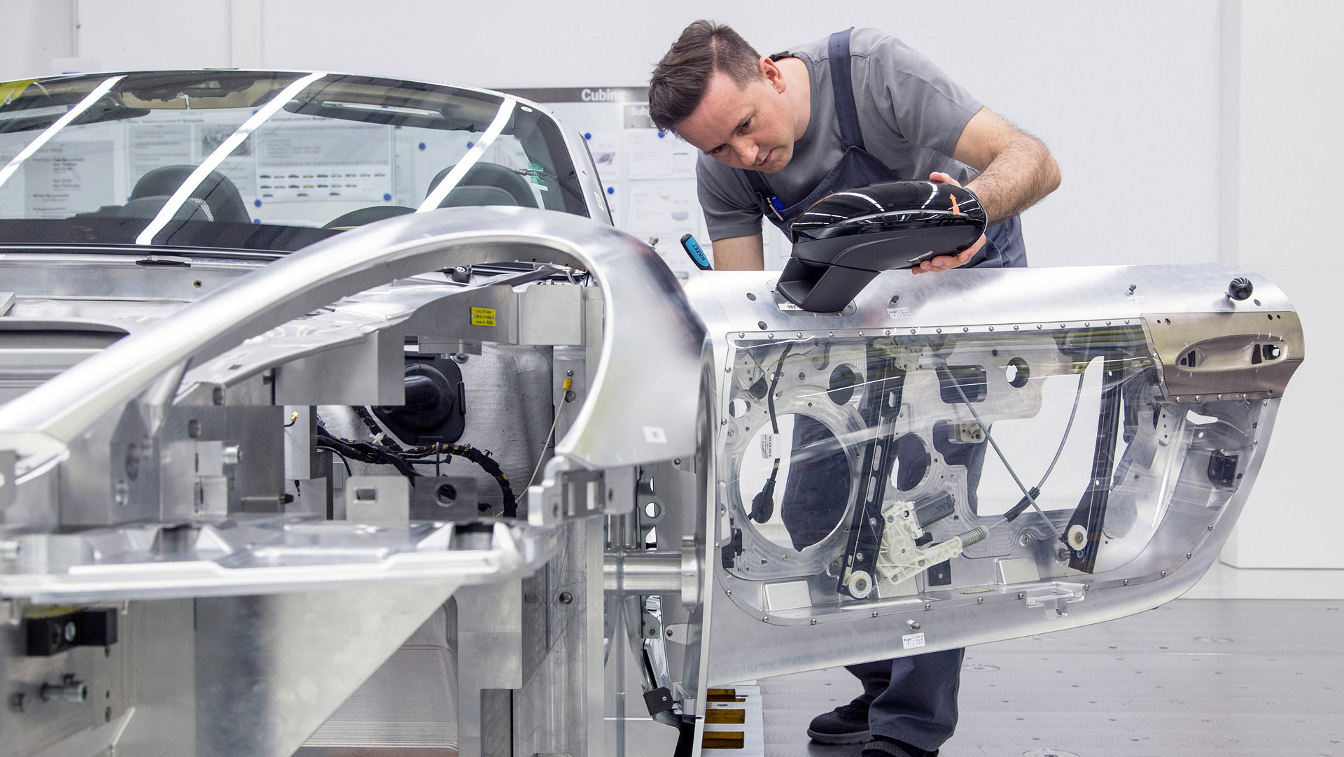 How Porsche Ensures The Quality Of Its Products Carrrs