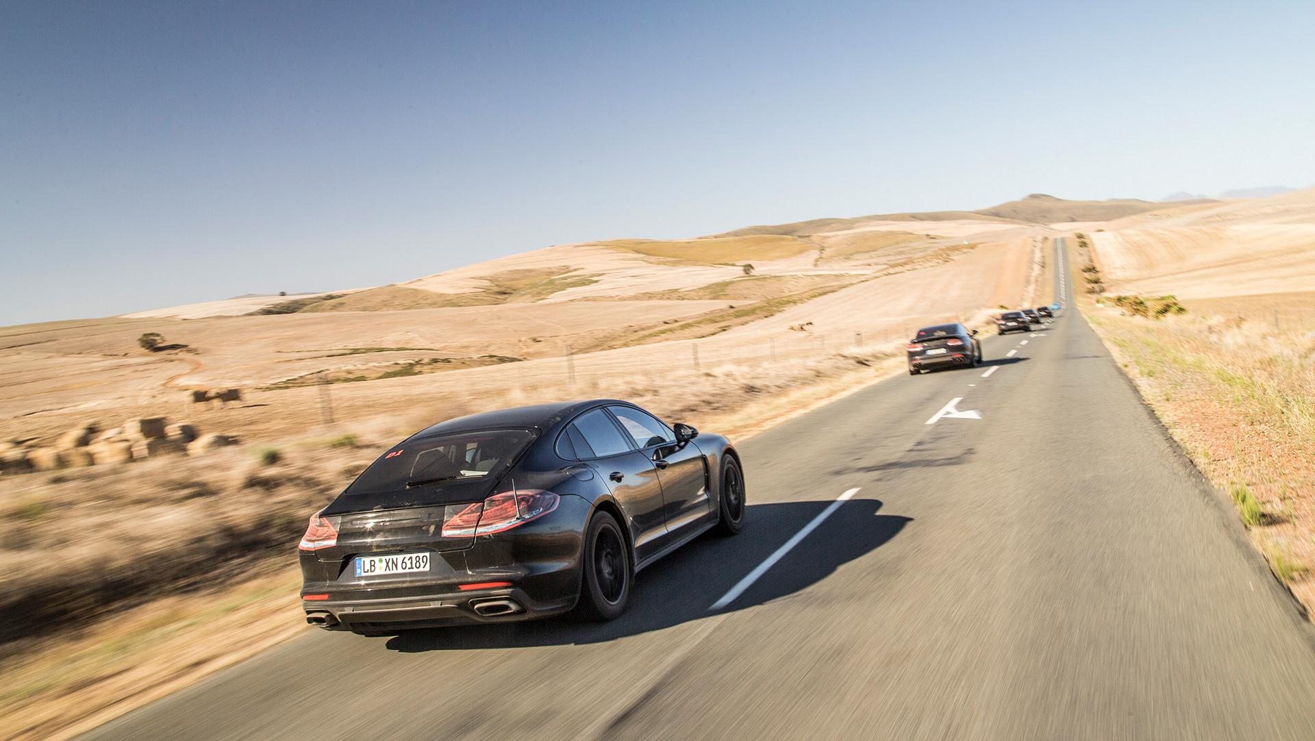 Porsche Panamera © Dr. Ing. h.c. F. Porsche AG