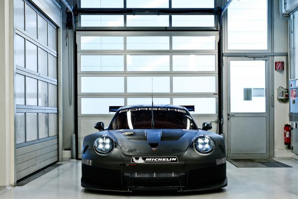 Successor Porsche 911 RSR © Dr. Ing. h.c. F. Porsche AG