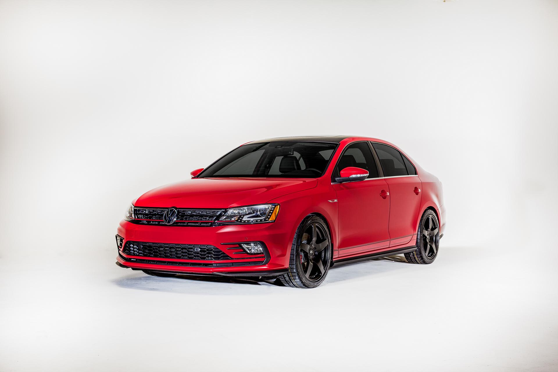 Volkswagen Jetta GLI © Volkswagen AG