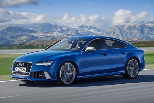 Audi RS7 © Volkswagen AG