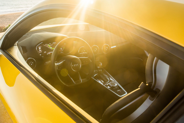 2016 Audi TTS Coupe © Volkswagen AG
