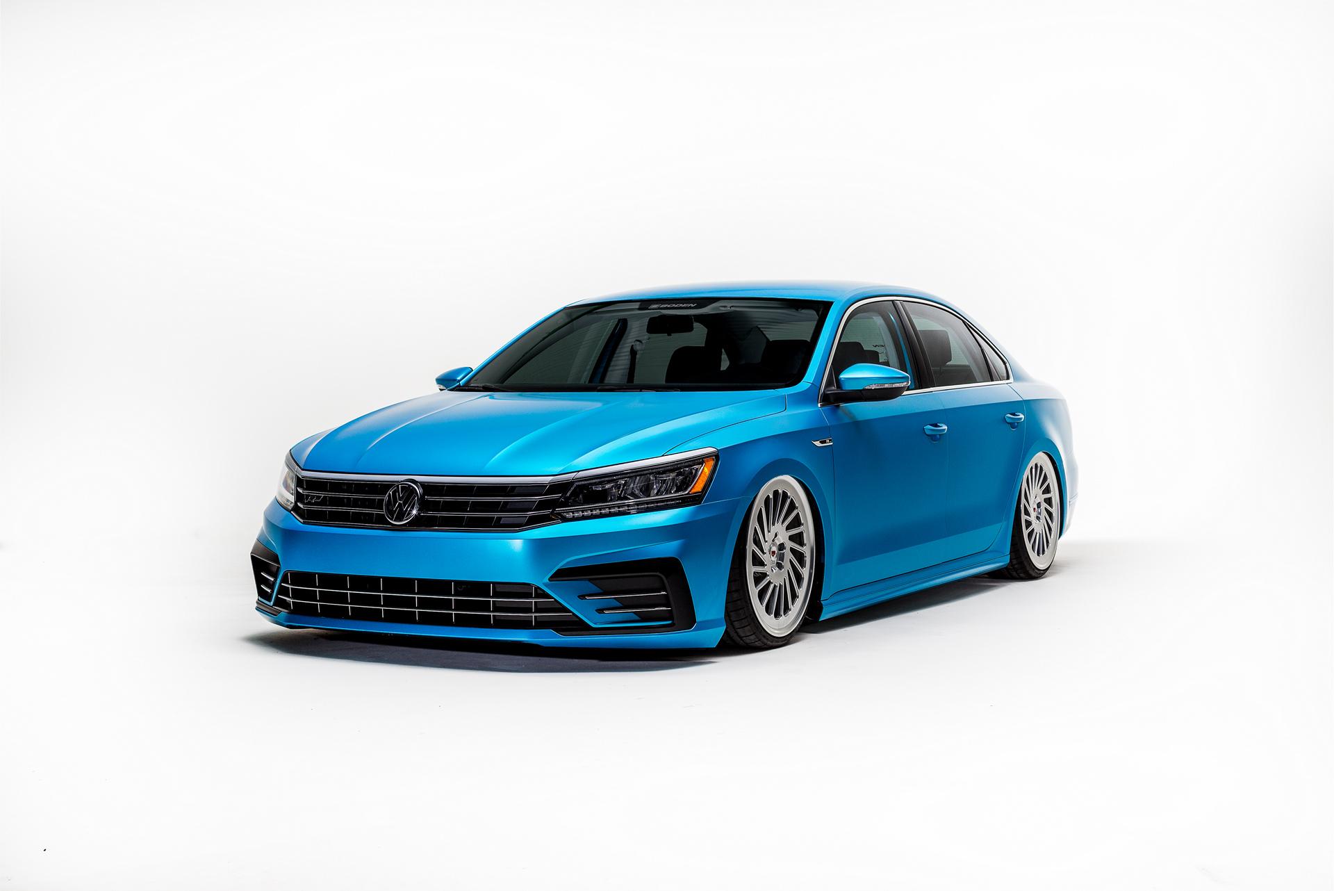 Volkswagen Passat © Volkswagen AG