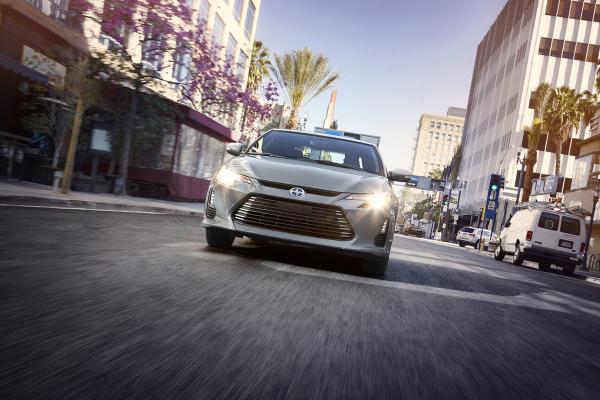 2016 Scion tC © Toyota Motor Corporation