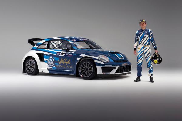 Volkswagen Andretti Rallycross © Volkswagen AG