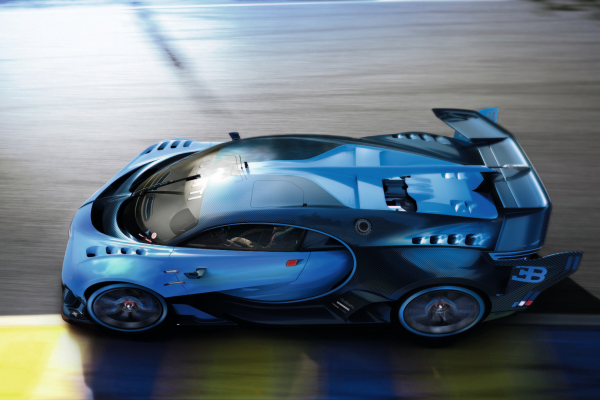 is the bugatti the fastest car