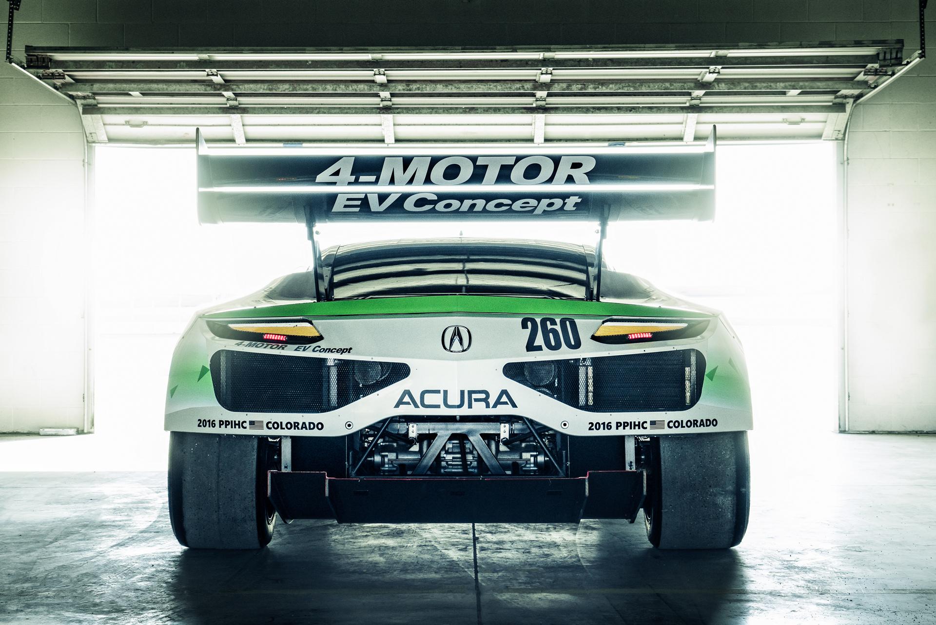 Acura EV Concept © Honda Motor Co., Ltd.