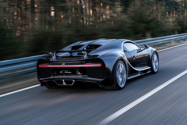 top five fastest cars in the world
