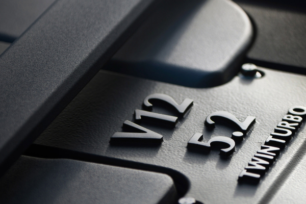 Production of DB11's New V12 Begins at the Aston Martin Engine Plant © Aston Martin Lagonda Limited