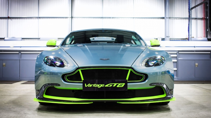 Aston Martin Wraps up Another Fabulous Festival of Speed