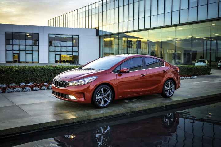 2017 Kia Forte Review