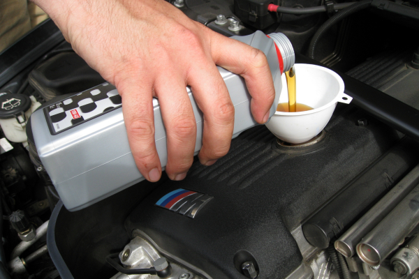 oil change intervals for synthetic oil