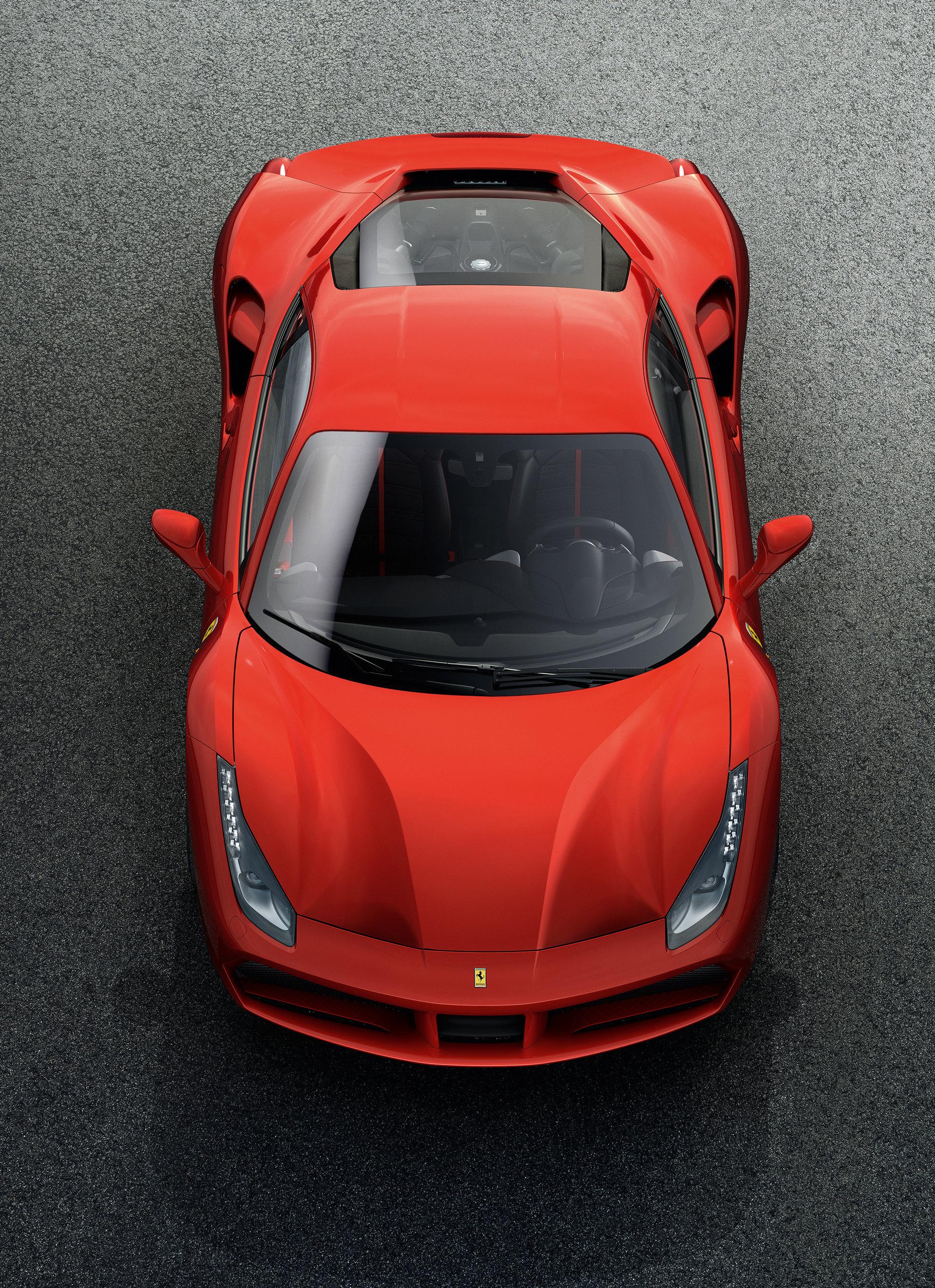 Ferrari 488 GTB © Fiat Chrysler Automobiles N.V.