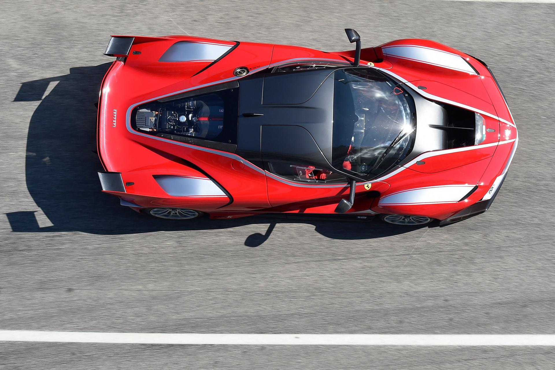 Ferrari FXX K © Fiat Chrysler Automobiles N.V.