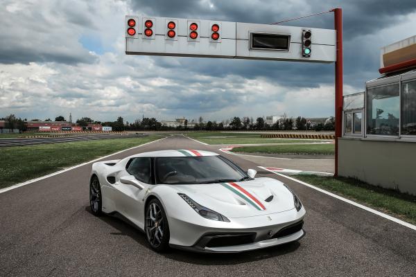 Ferrari 458 MM Speciale © Fiat Chrysler Automobiles N.V.