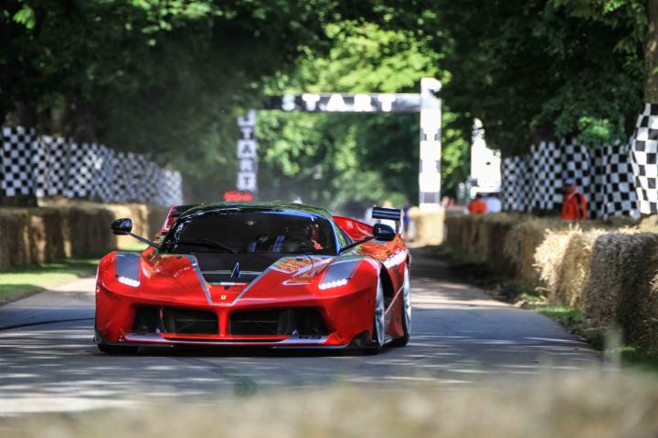 Ferrari Once Again the Fan's Favourite