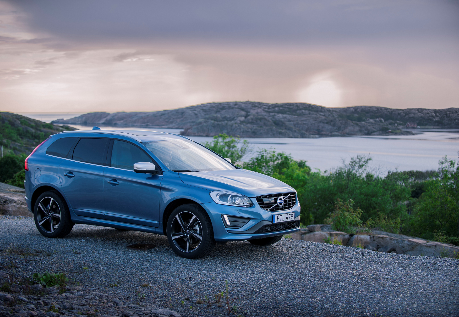 2016 Volvo XC60 © Zhejiang Geely Holding Group Co., Ltd
