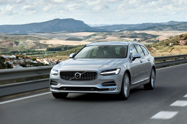 Volvo V90 © Zhejiang Geely Holding Group Co., Ltd