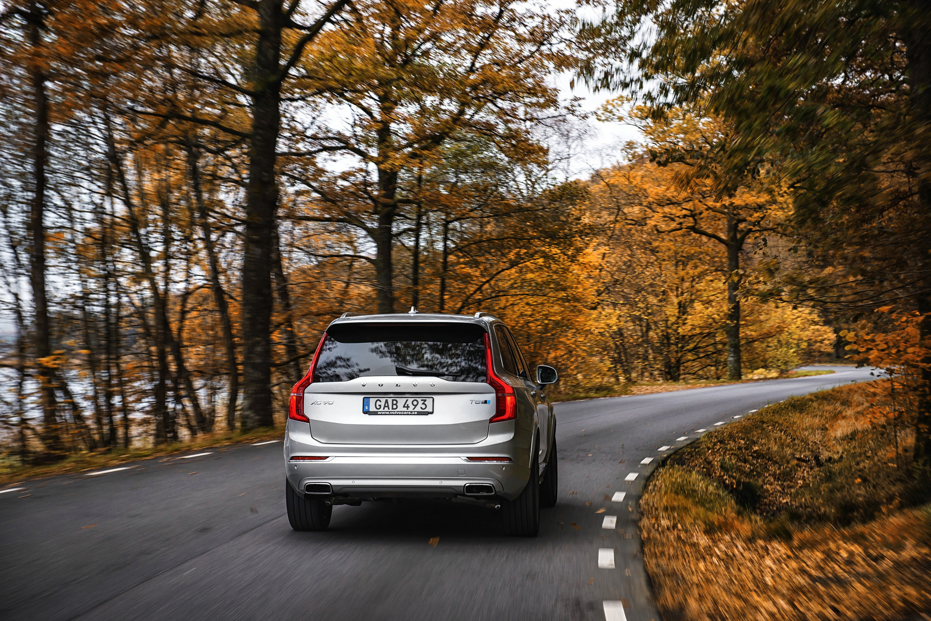 Volvo XC90 © Zhejiang Geely Holding Group Co., Ltd