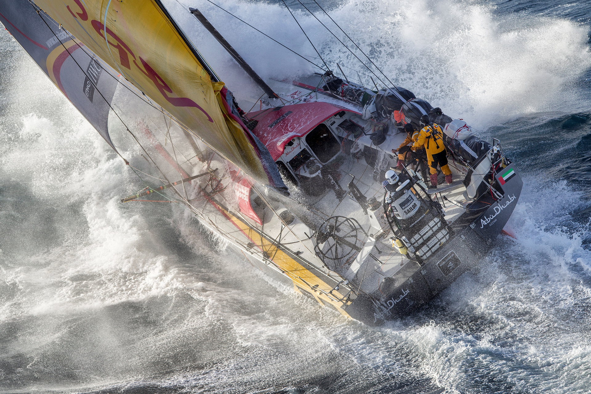 Tough New Route For 2017 2018 Volvo Ocean Race Announced