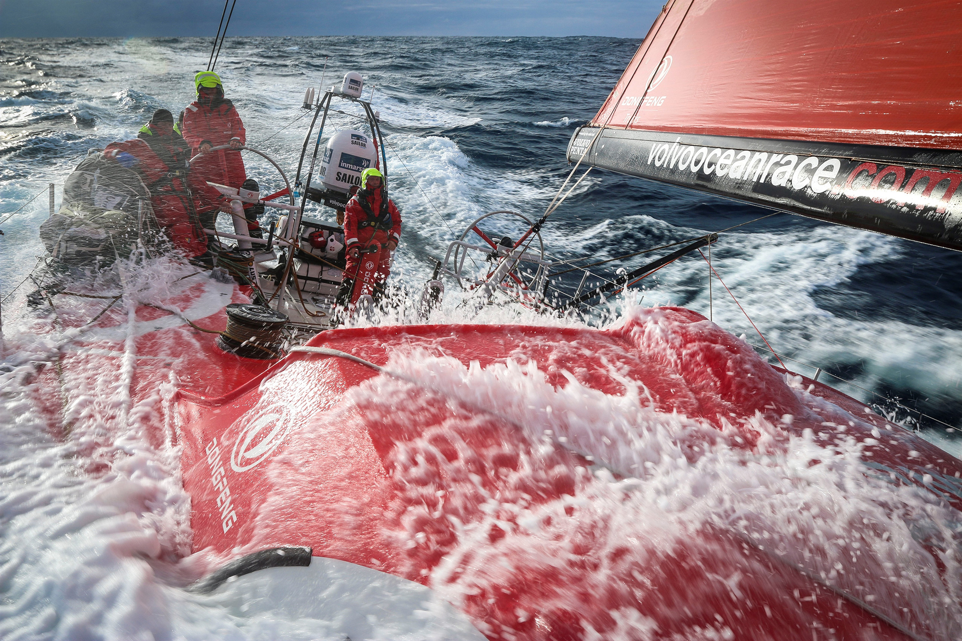 Tough new route for 2017-2018 Volvo Ocean Race announced © Zhejiang Geely Holding Group Co., Ltd