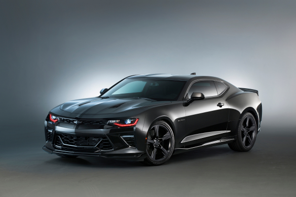 how fast does a camaro go