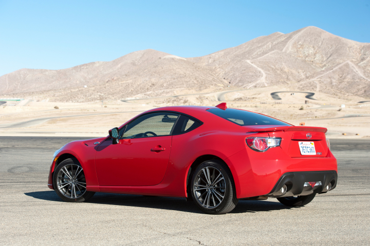 How Much Does a Scion FR-S Cost?