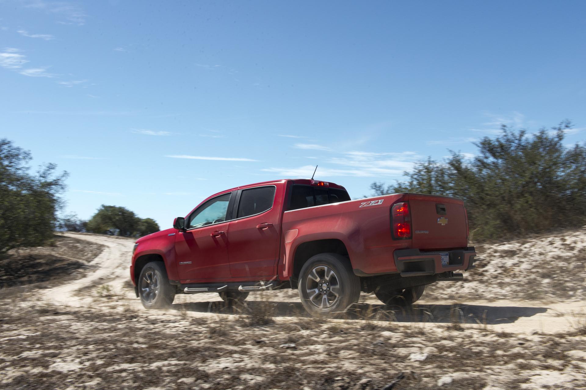 2016 Chevrolet Colorado Diesel © General Motors
