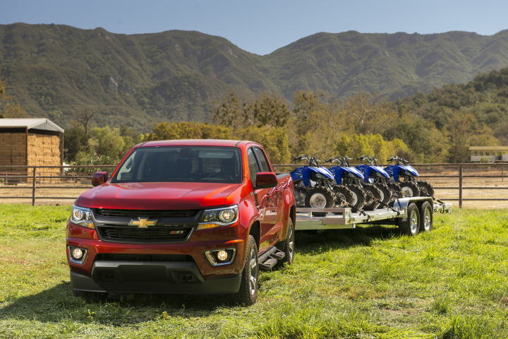 2016 Chevrolet Colorado Review