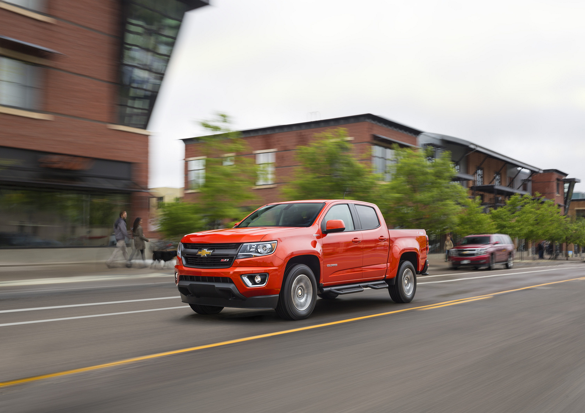 2016 Chevrolet Colorado 2.8L Duramax Turbo Diesel © General Motors