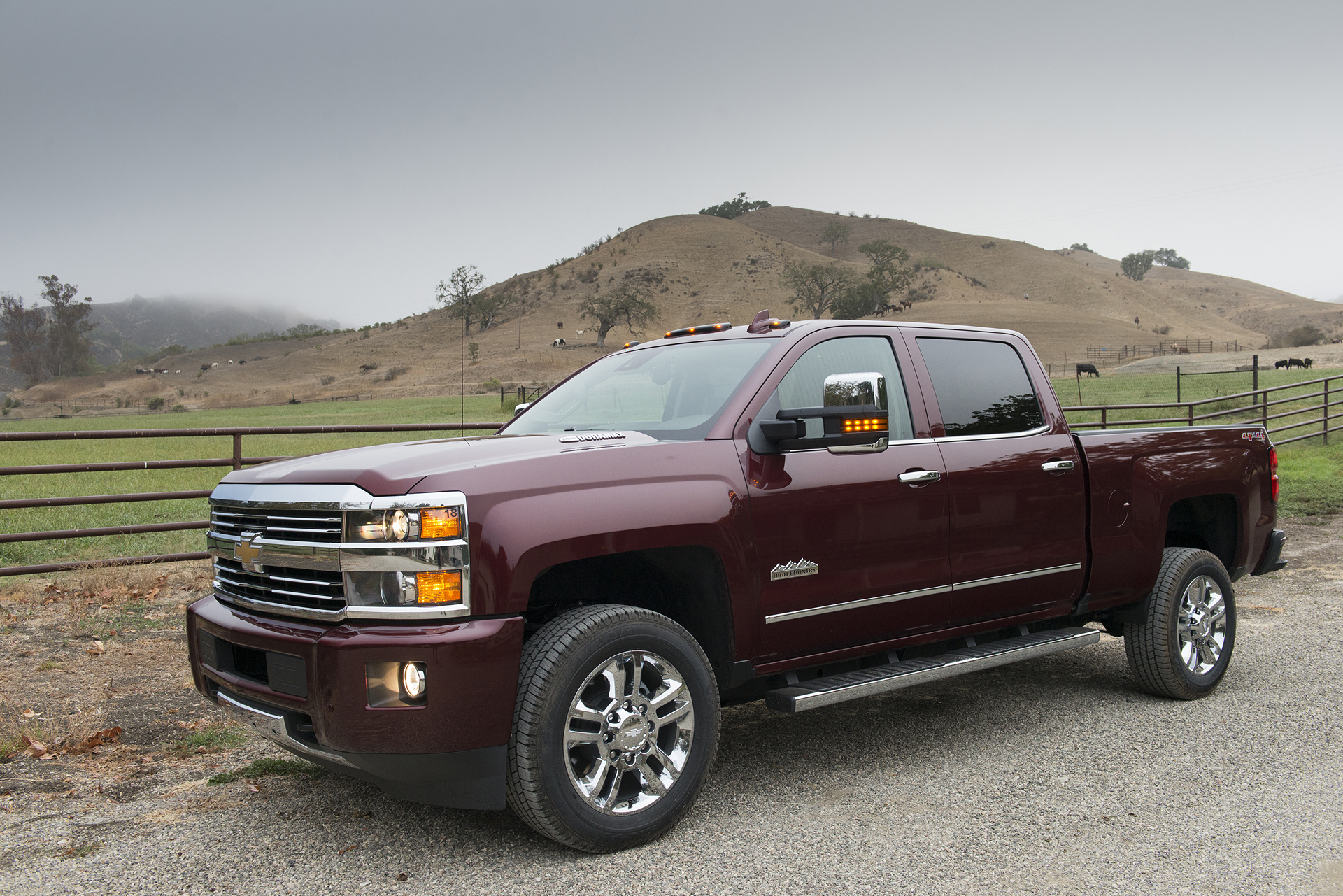 2016 Chevrolet Silverado HD Review - Carrrs Auto Portal