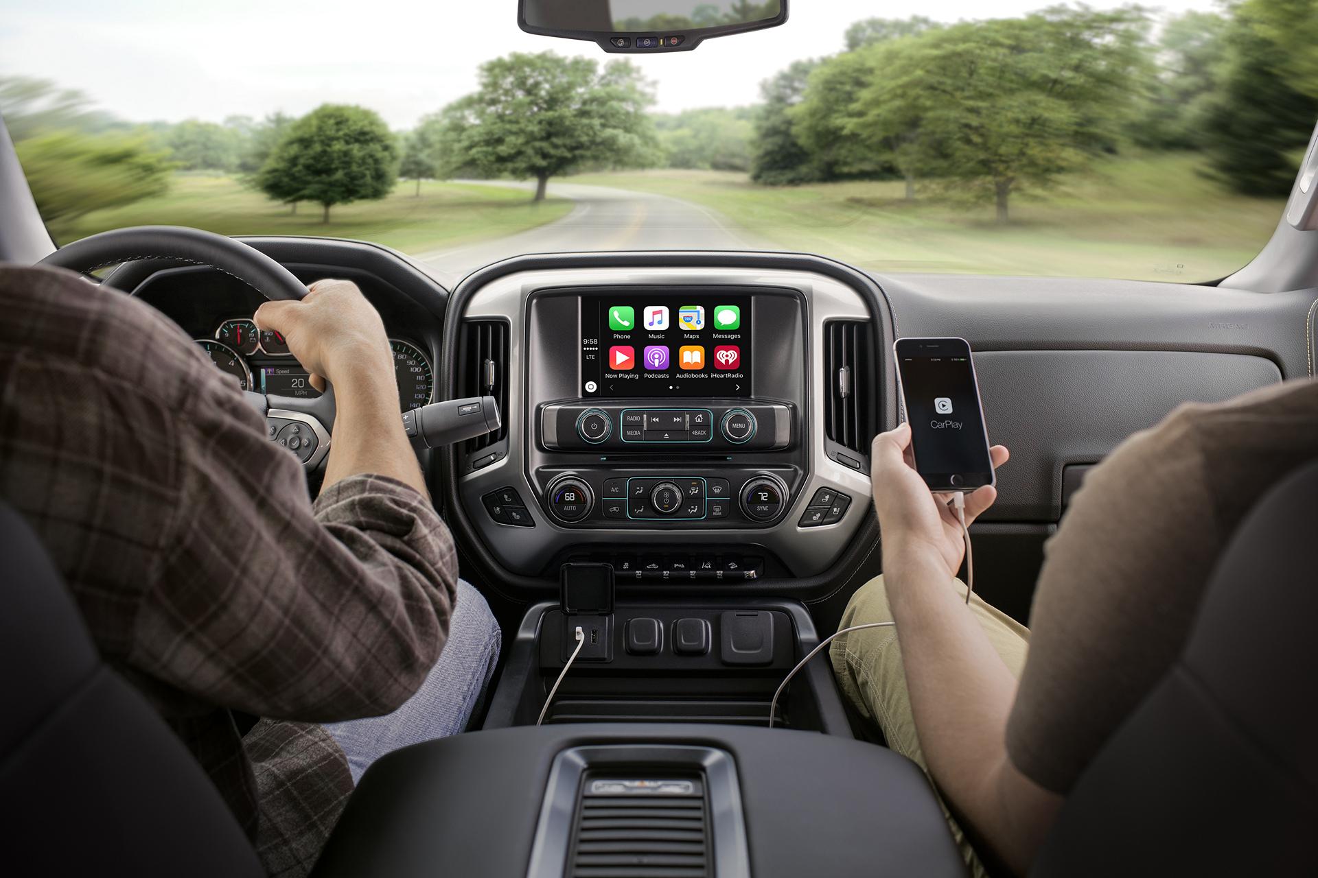 2016 Chevrolet Silverado 2500 HD © General Motors