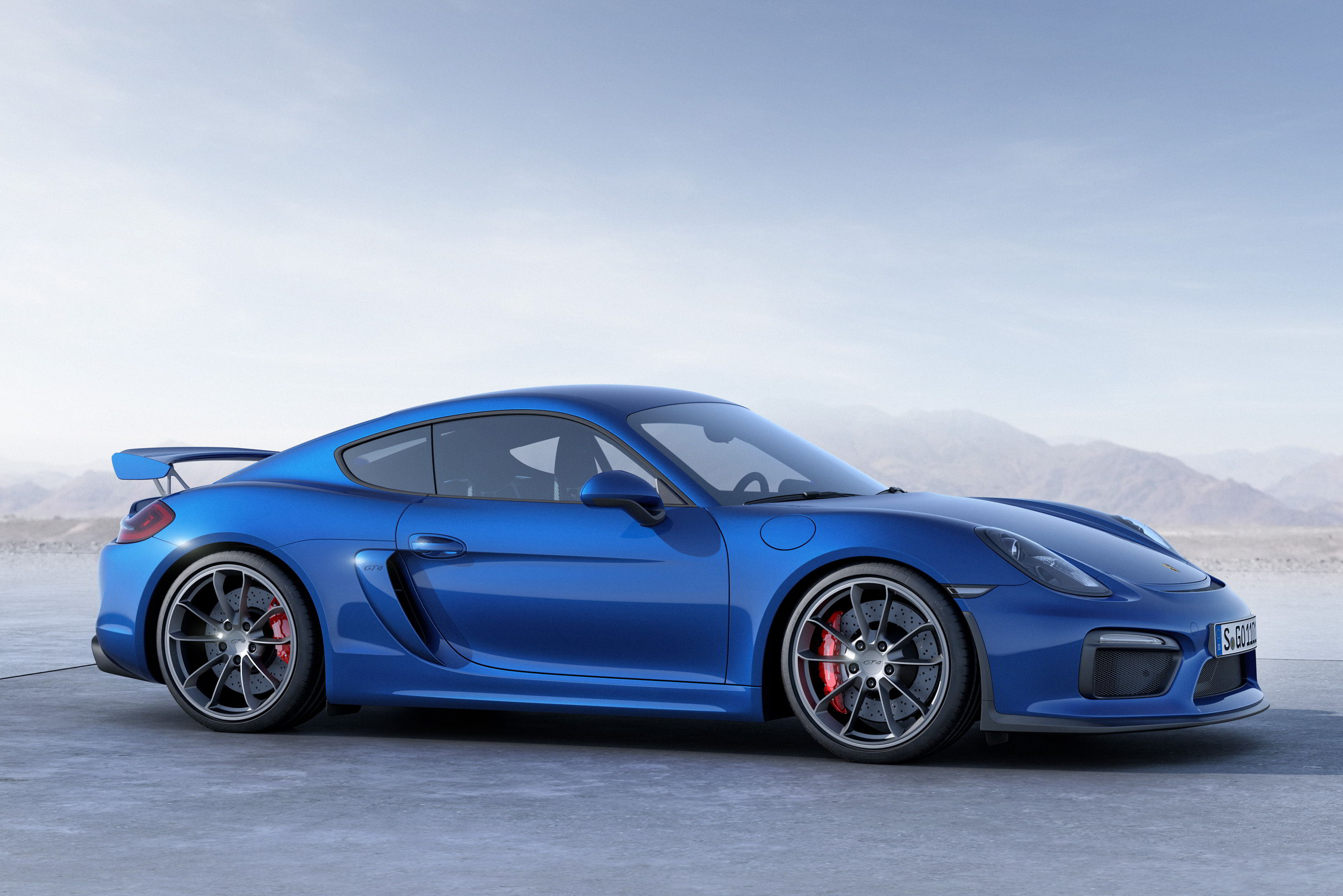 2016 porsche cayman gt4 dr ing h c f porsche ag carrrs auto portal. Black Bedroom Furniture Sets. Home Design Ideas