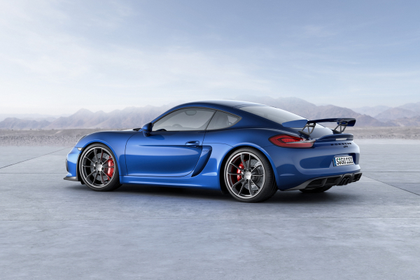 how much does a porsche cayman cost