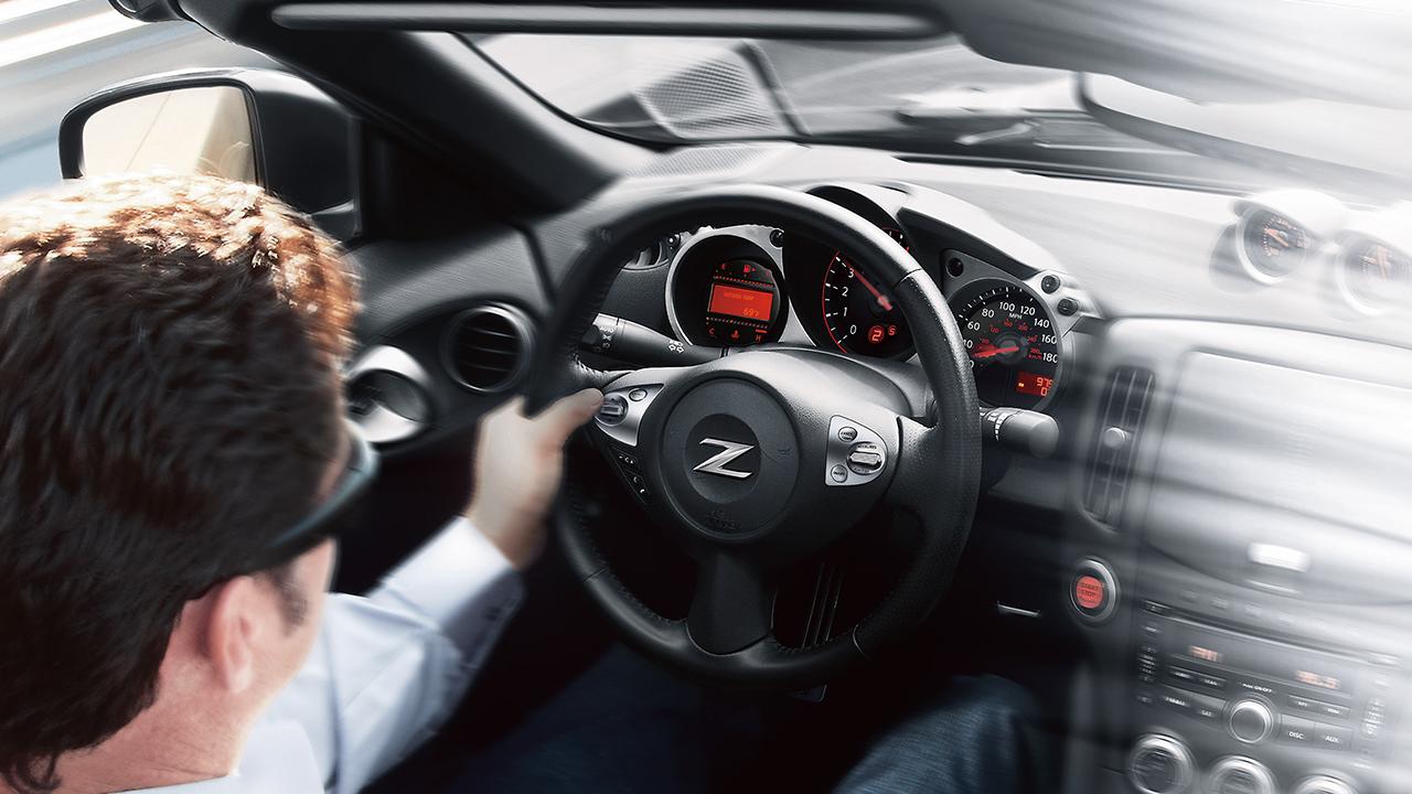 2016 Nissan 370Z Roadster © Nissan Motor Co., Ltd.