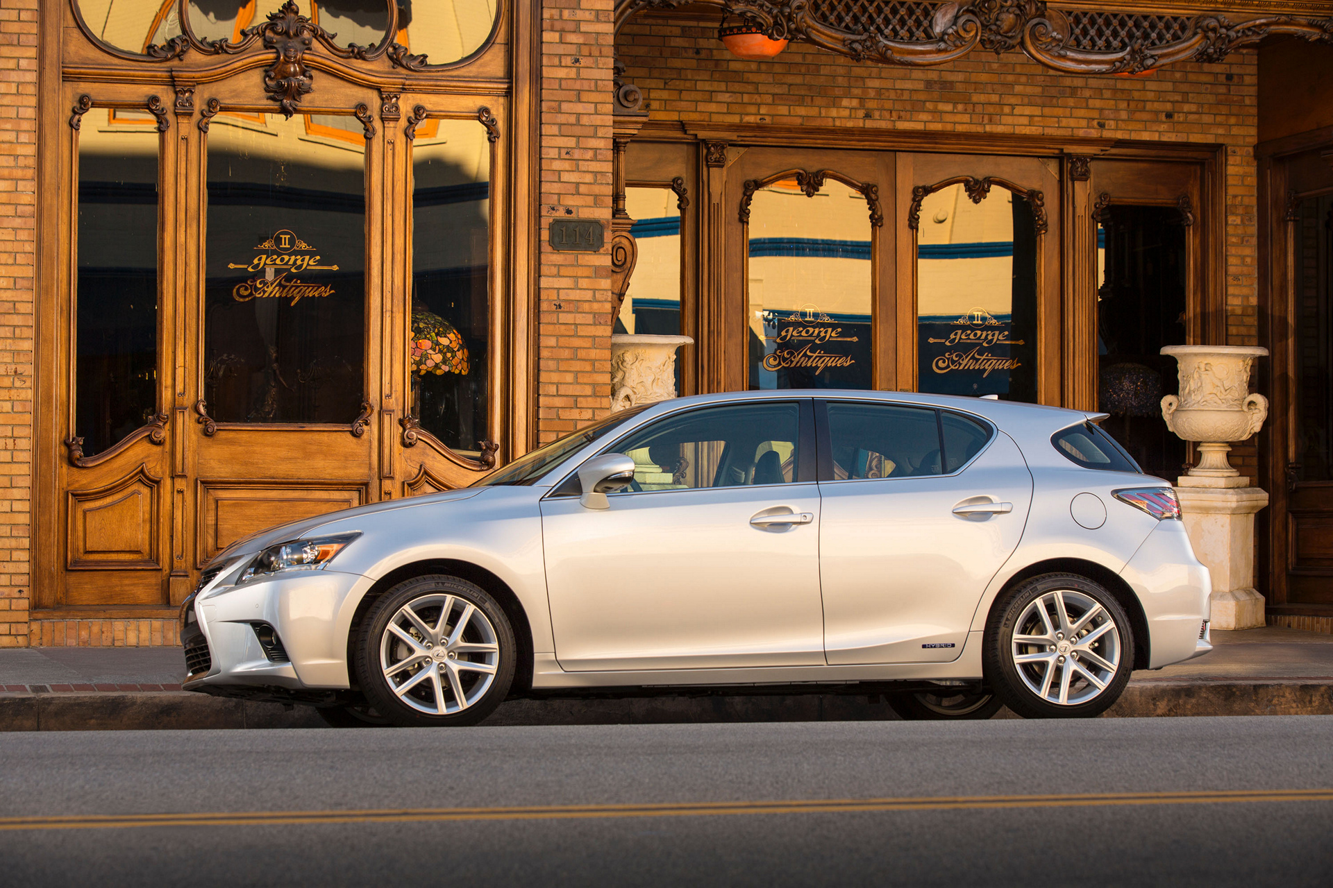 2016 Lexus CT 200h © Toyota Motor Corporation