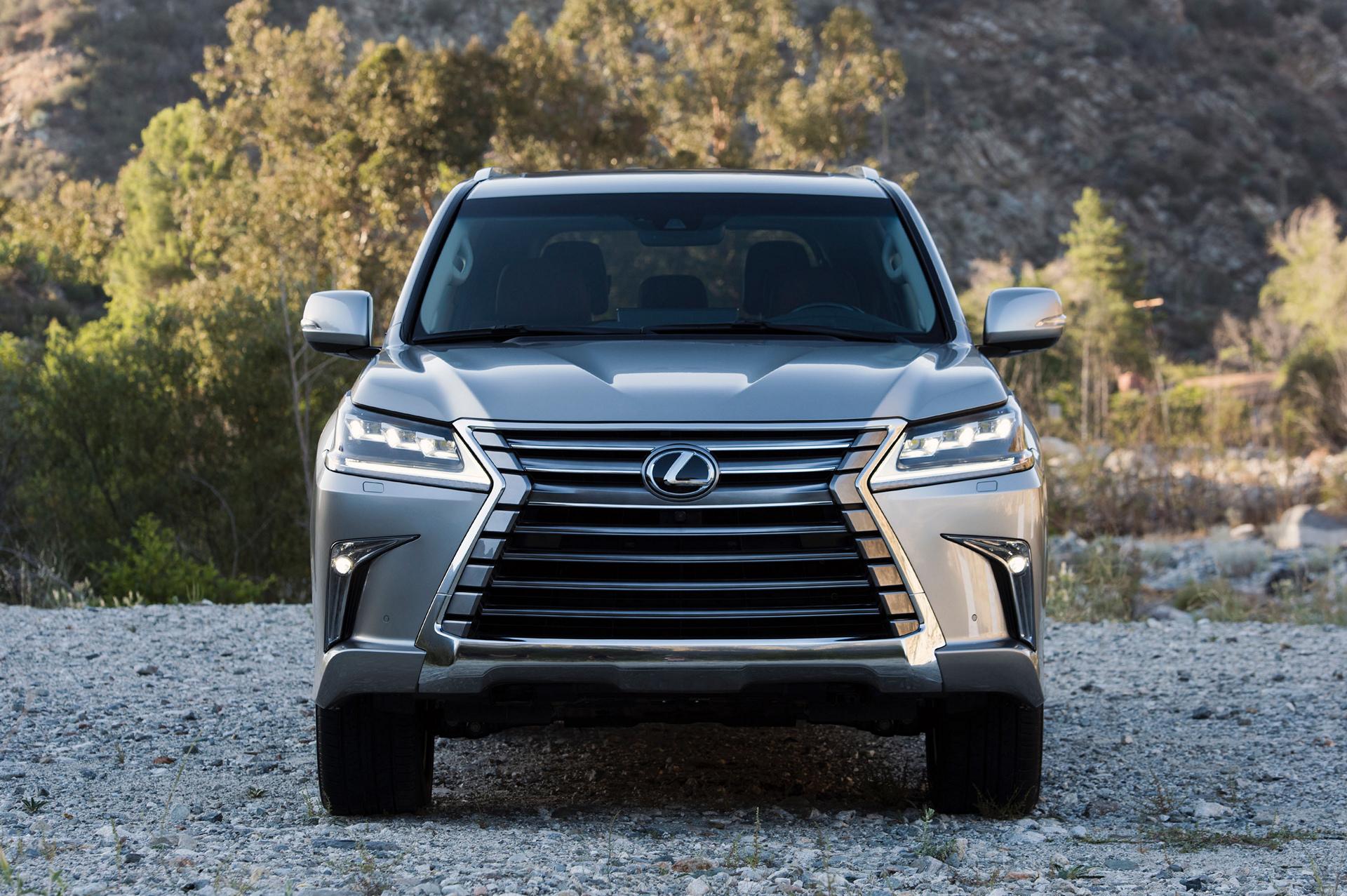 2016 Lexus LX 570 © Toyota Motor Corporation