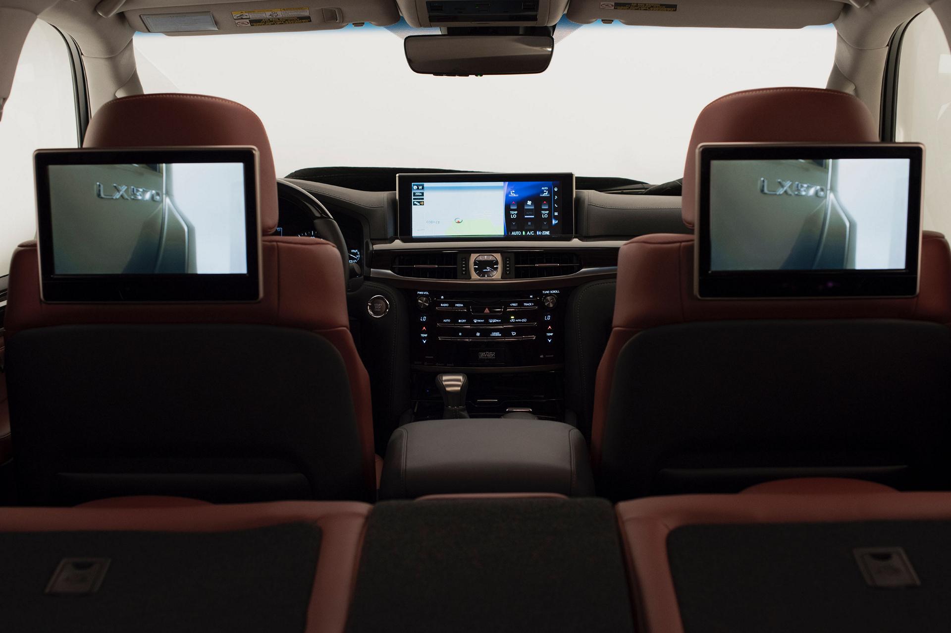 2016 Lexus Lx 570 Toyota Motor Corporation Carrrs Auto