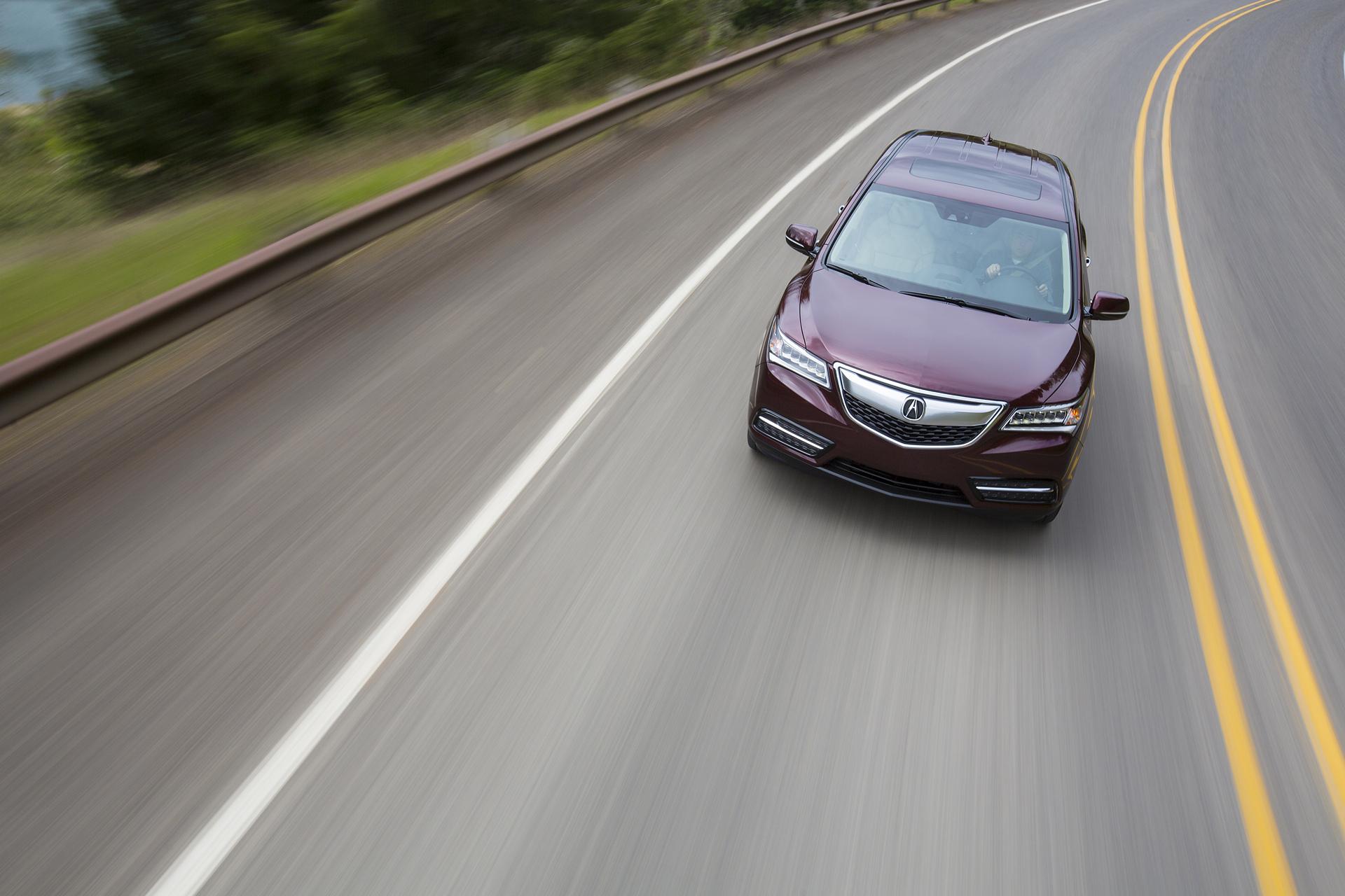 2016 Acura MDX © Honda Motor Co., Ltd.