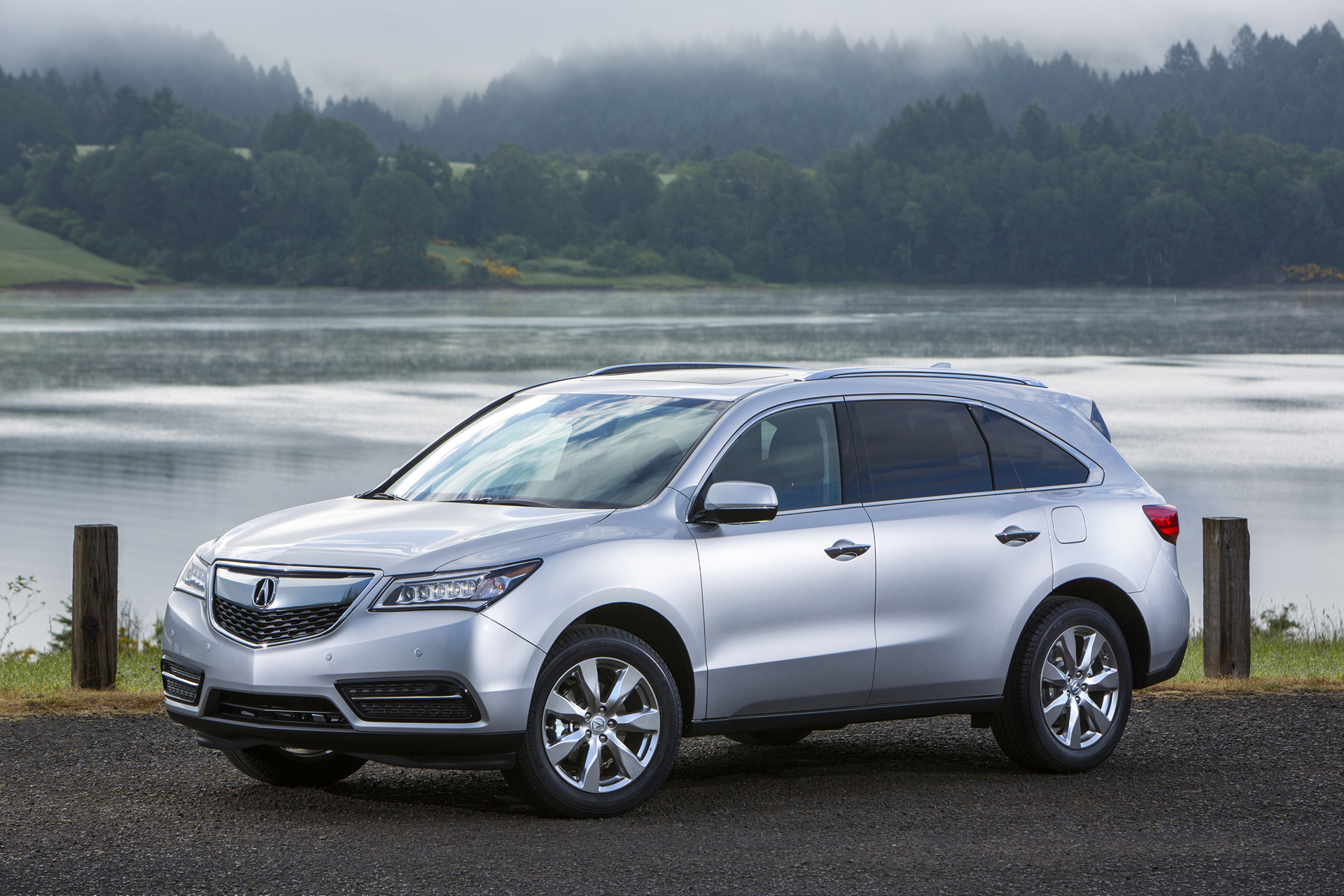 2016 Acura MDX © Honda Motor Co., Ltd.