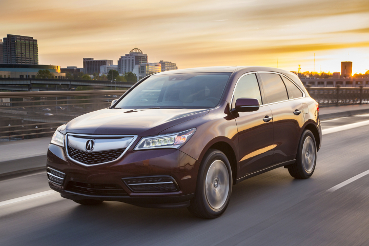 2016 Acura MDX Review