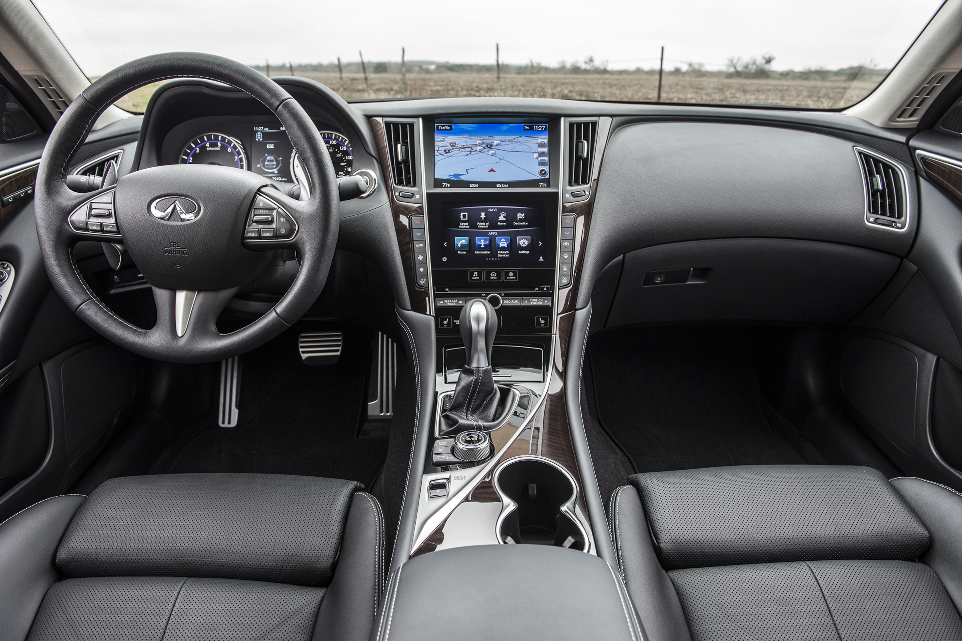 2016 Infiniti Q50 © Nissan Motor Co., Ltd.
