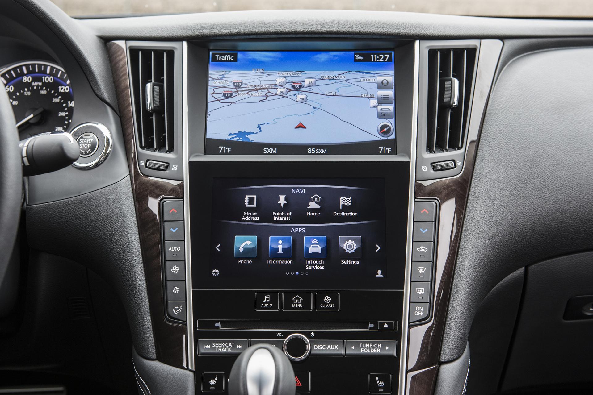 2016 Infiniti Q50 © Nissan Motor Co., Ltd.