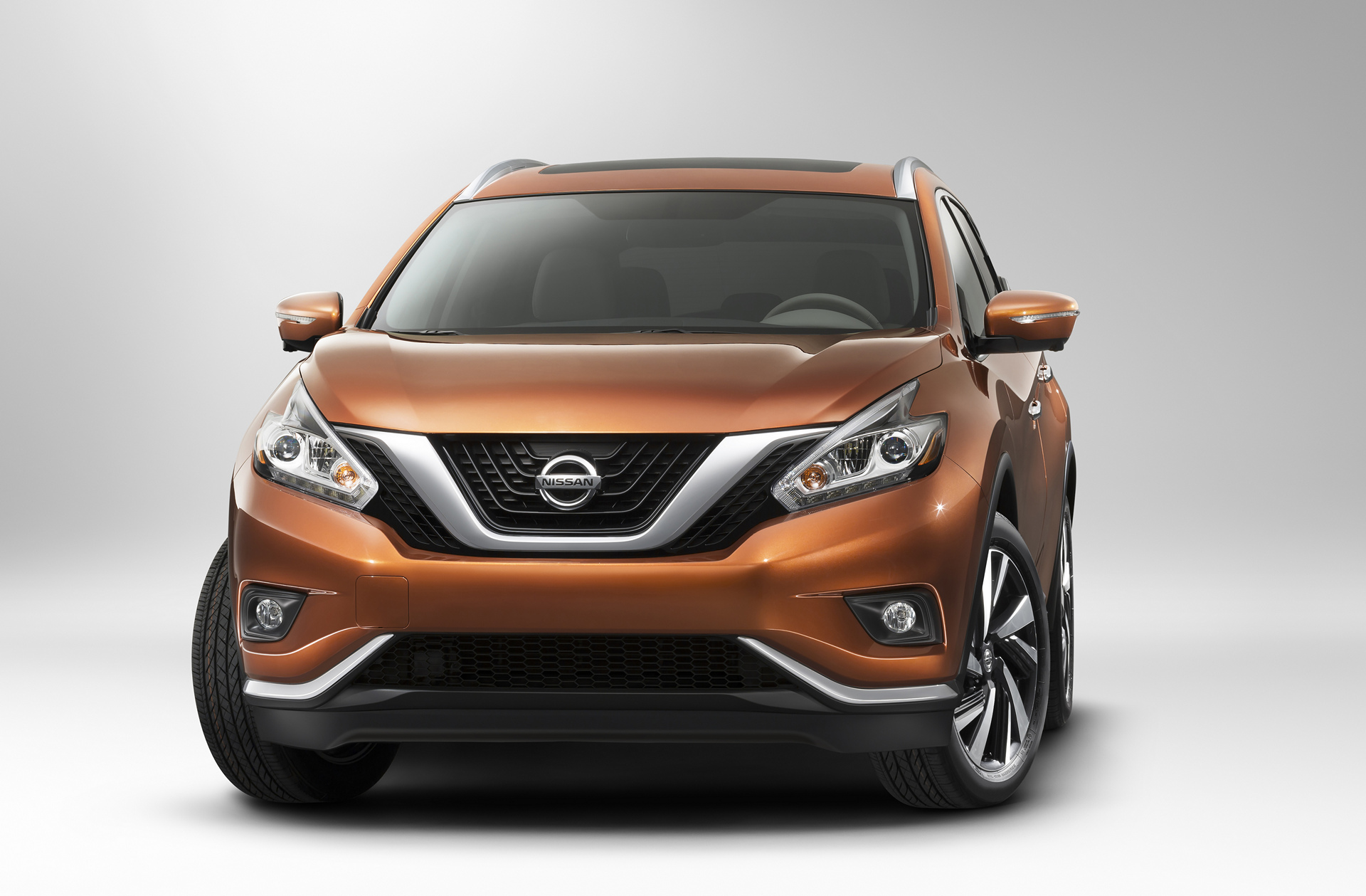 2016 Nissan Murano © Nissan Motor Co., Ltd.