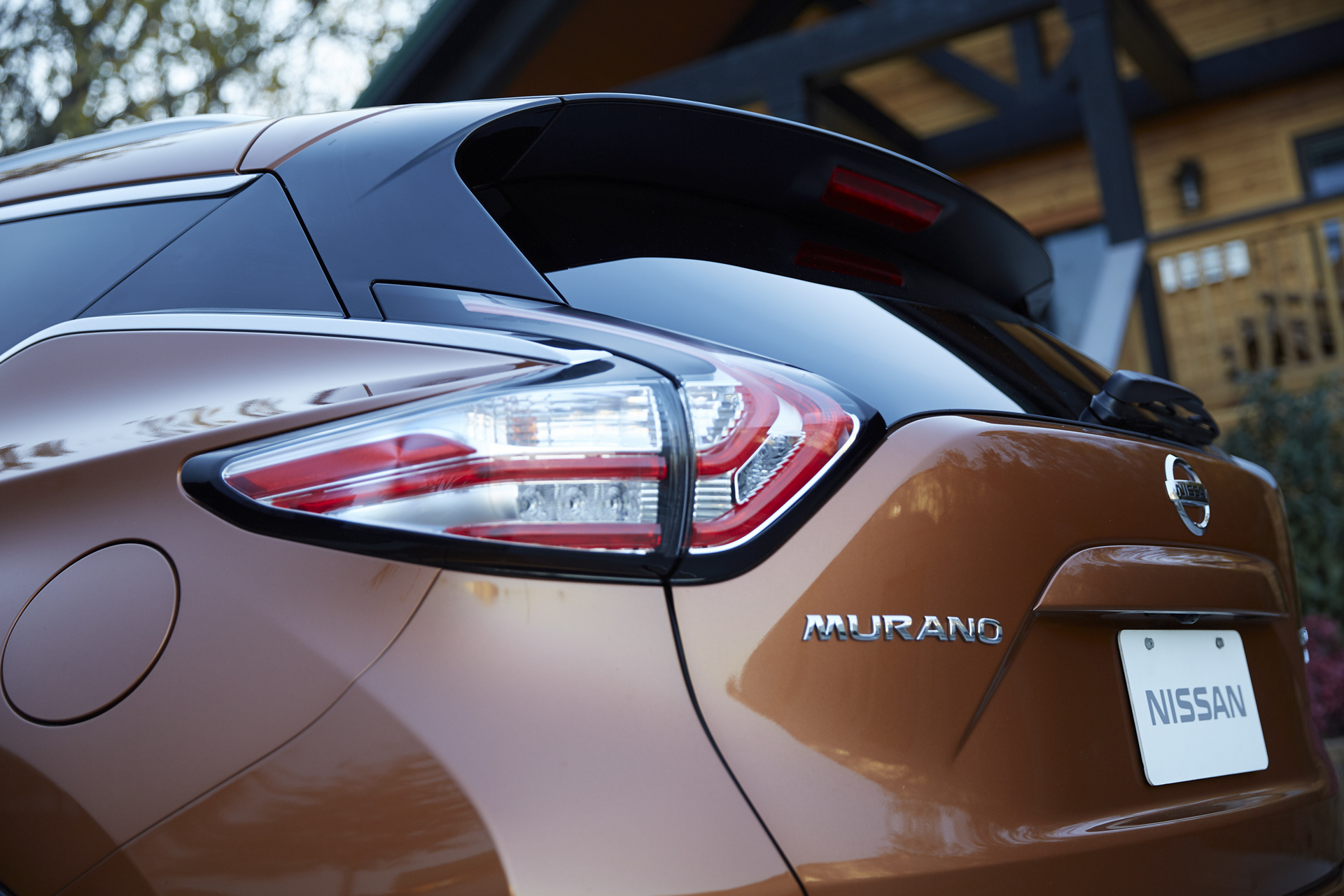 2016 Nissan Murano © Nissan Motor Co., Ltd.