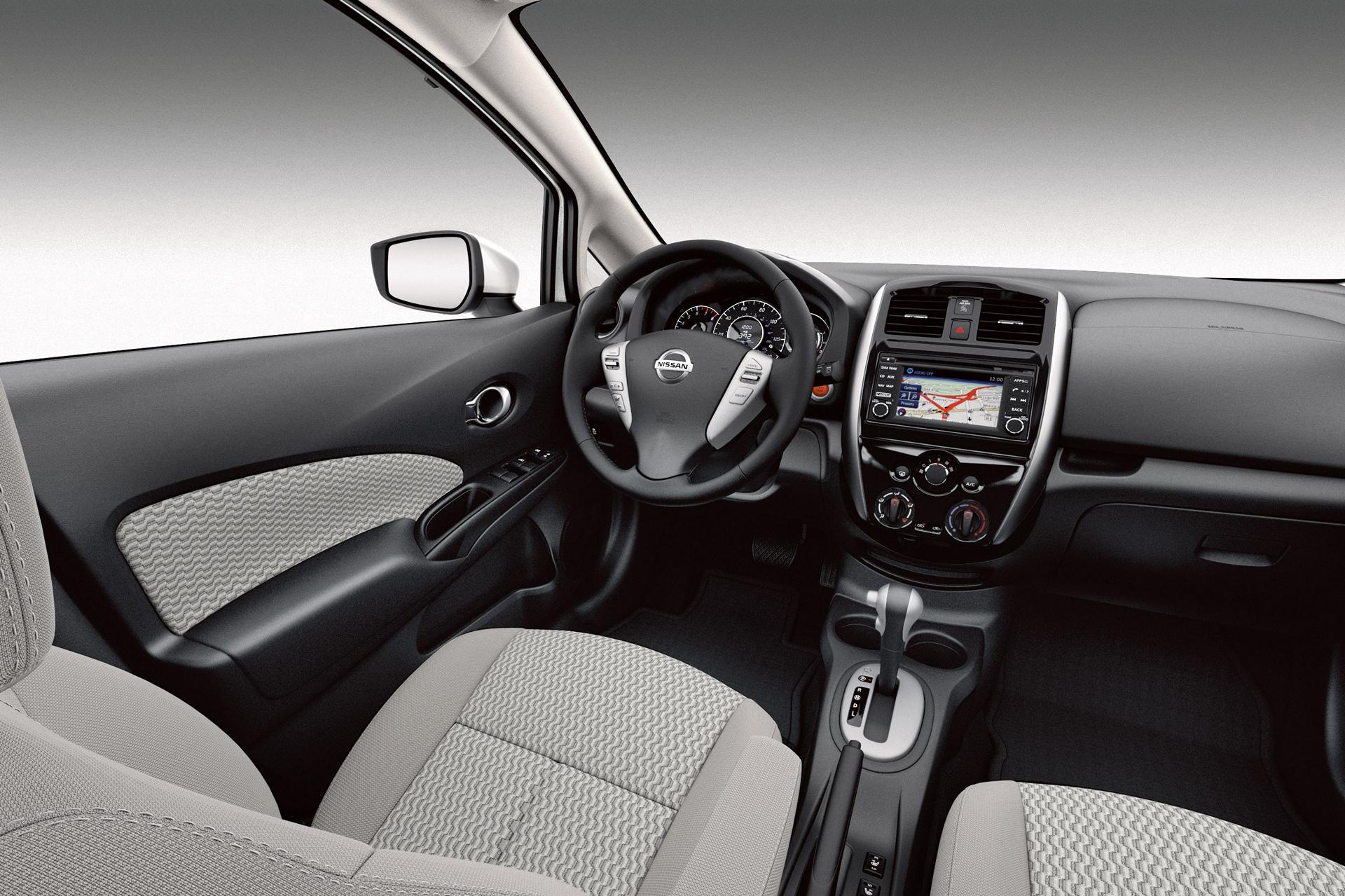 2016 Nissan Versa Note C Nissan Motor Co Ltd Carrrs Auto Portal