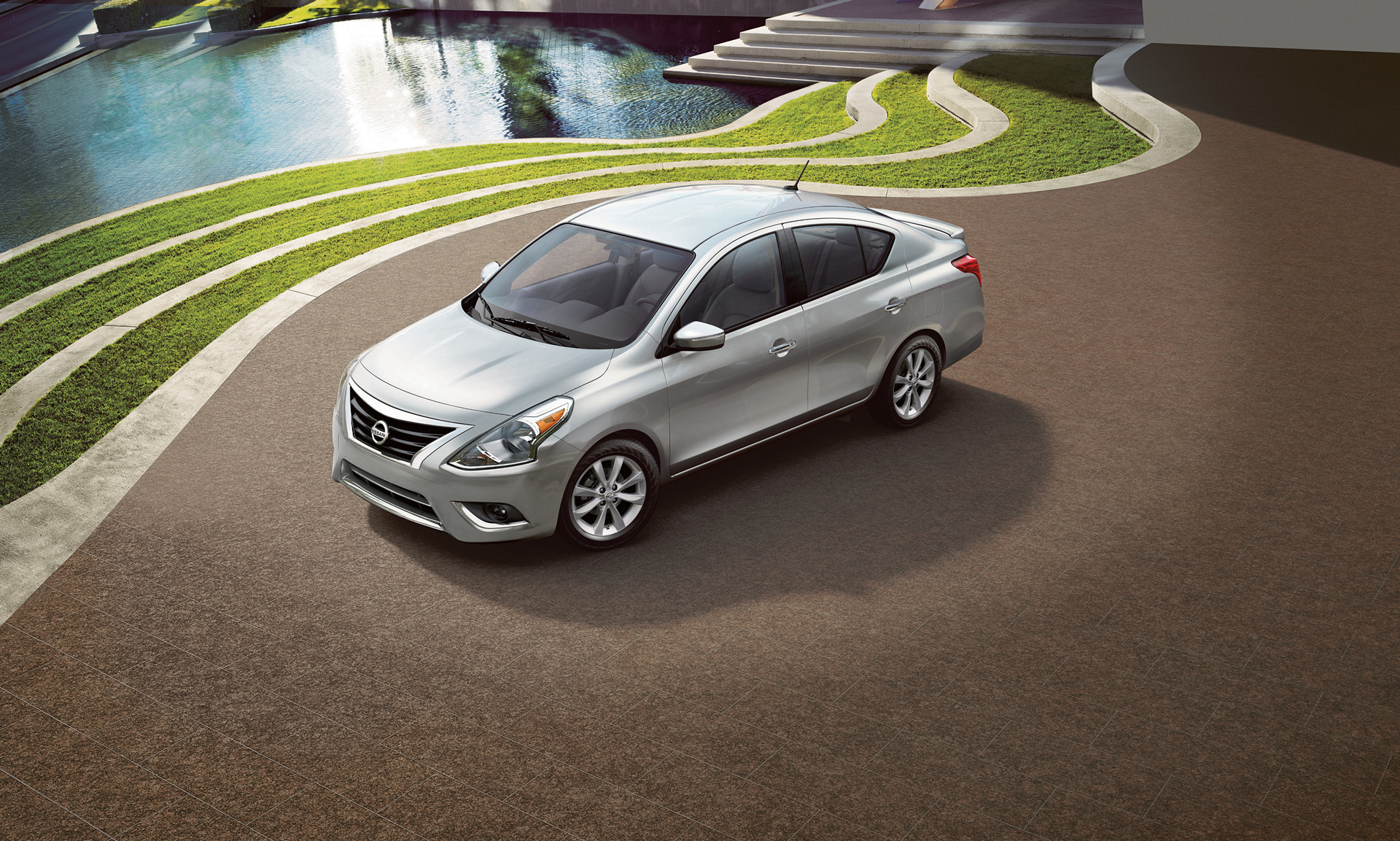 2016 Nissan Versa Sedan © Nissan Motor Co., Ltd.