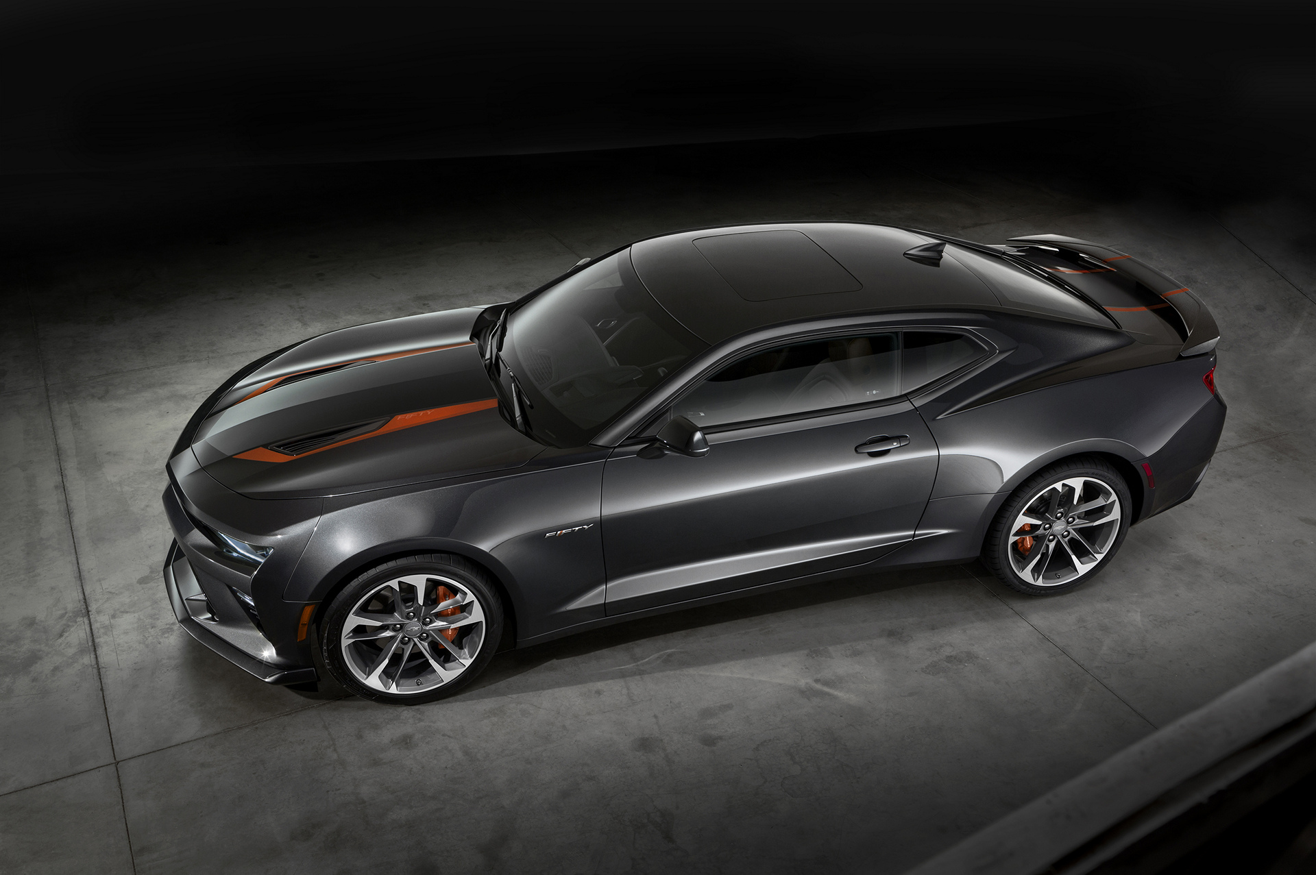 2017 Camaro 50th Anniversary Special Edition © General Motors2017 Camaro 50th Anniversary Special Edition © General Motors