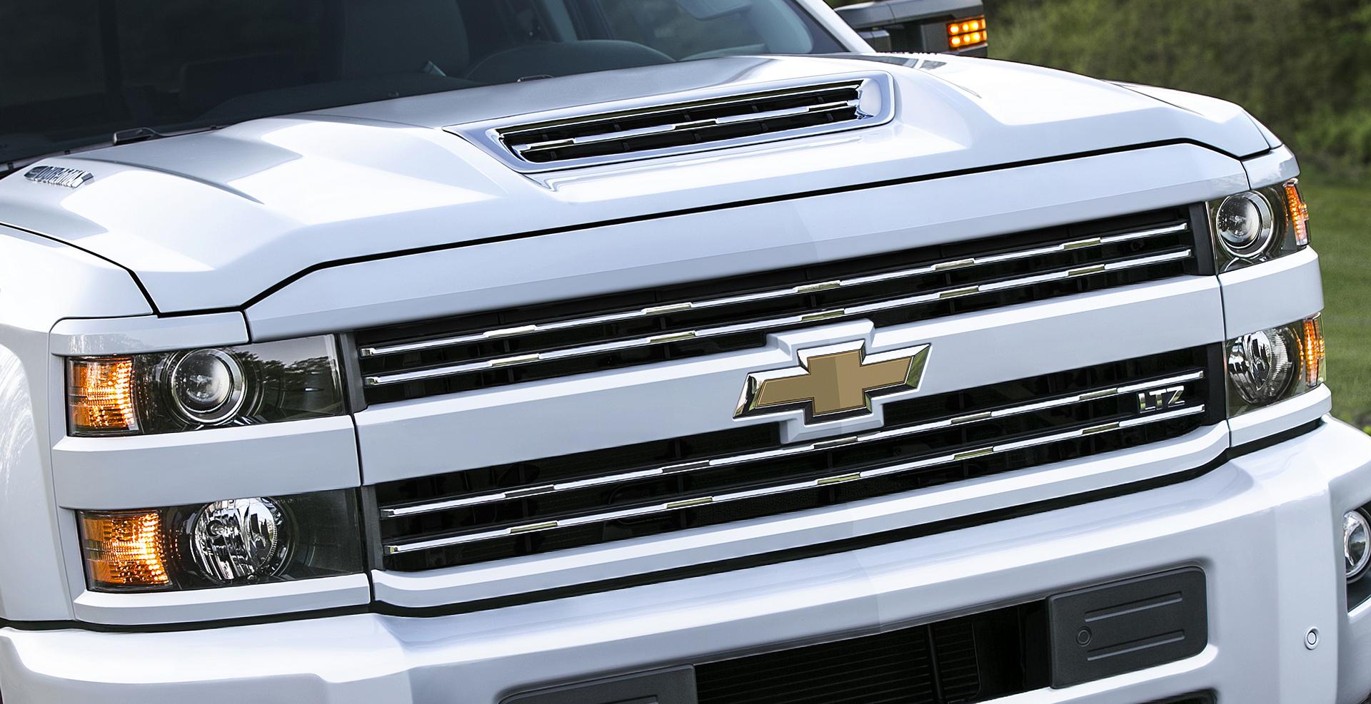2017 Chevrolet Silverado 2500HD © General Motors